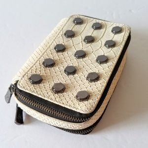 Leslie Hsu Punchcase Phone Case Wallet Purse